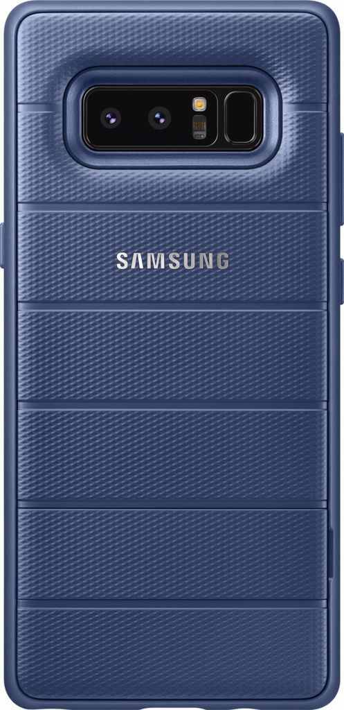 Samsung Galaxy Note 8 Protective Standing Cover Blauw