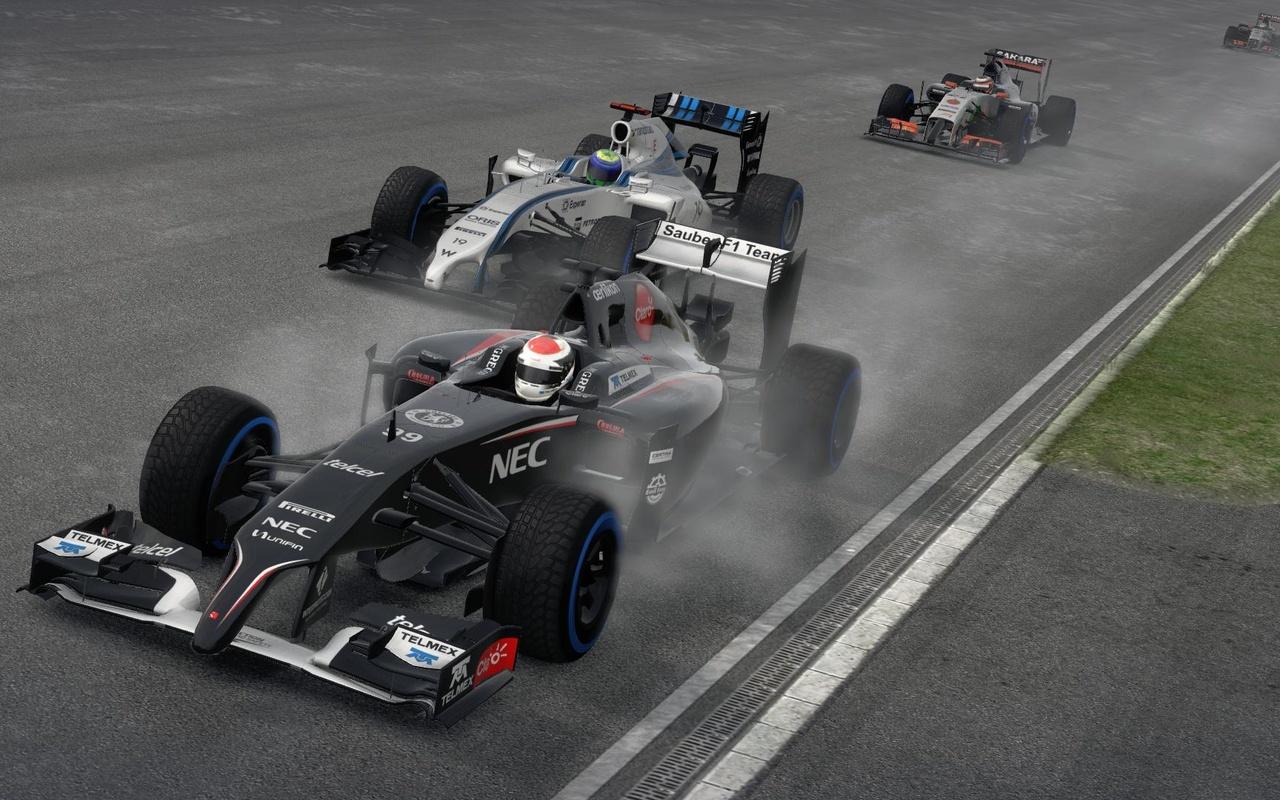 F1 2014 X360_PS3 Presskit Screenshot06