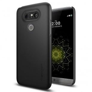 Spigen Thin Fit LG G5 Case - A18CS20126 - Black