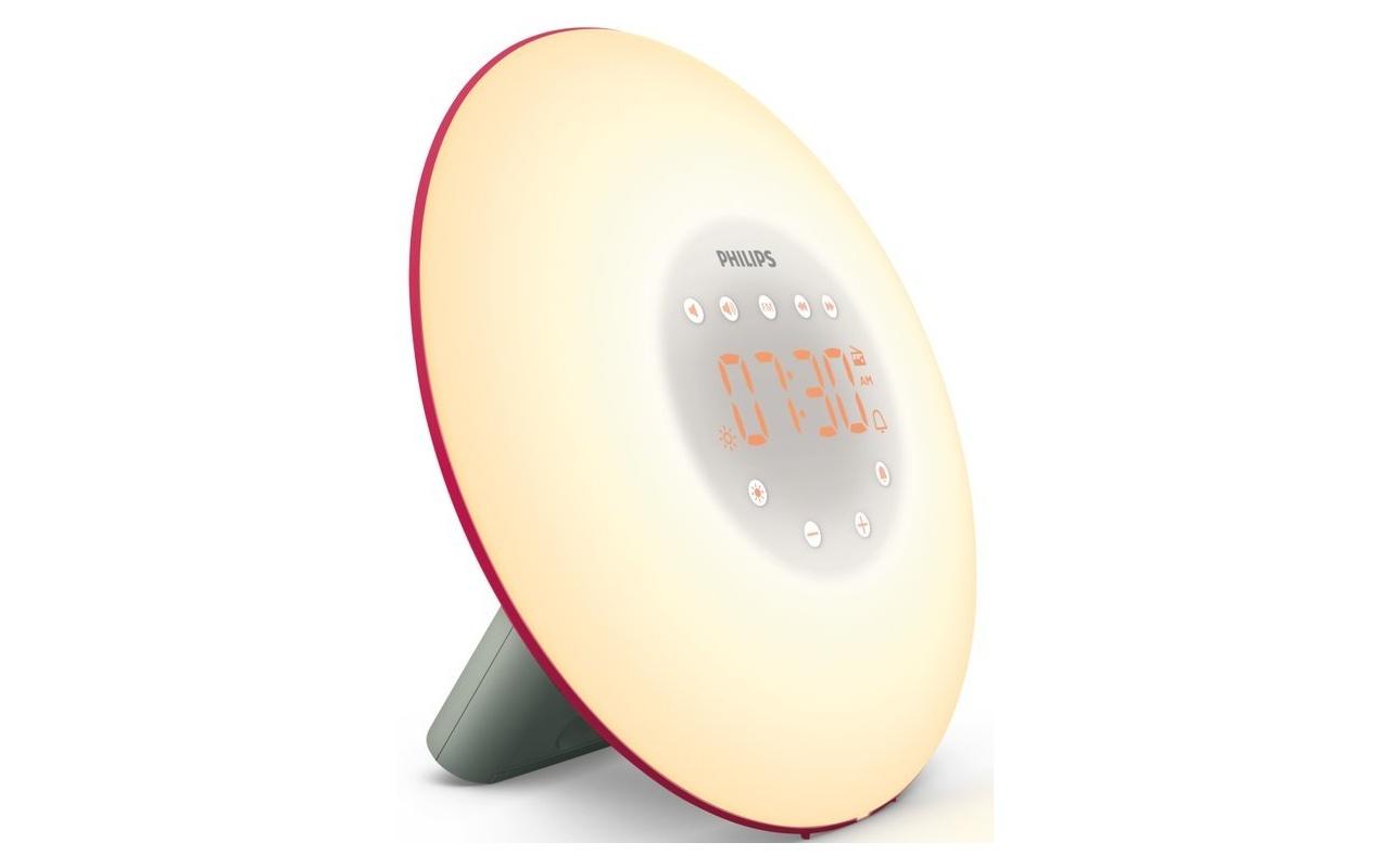Philips Wake-up Light (HF3506/20) Rood
