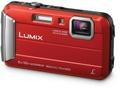 Goedkoopste Panasonic Lumix DMC-FT30 Rood