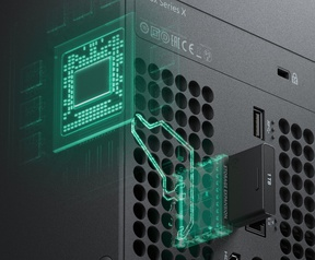 Xbox Series X Expension Card