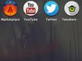 Firefox OS 1.2 op Geeksphone Keon