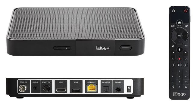 Ziggo Start Levering Mediabox Next Aan Alle Complete En Max