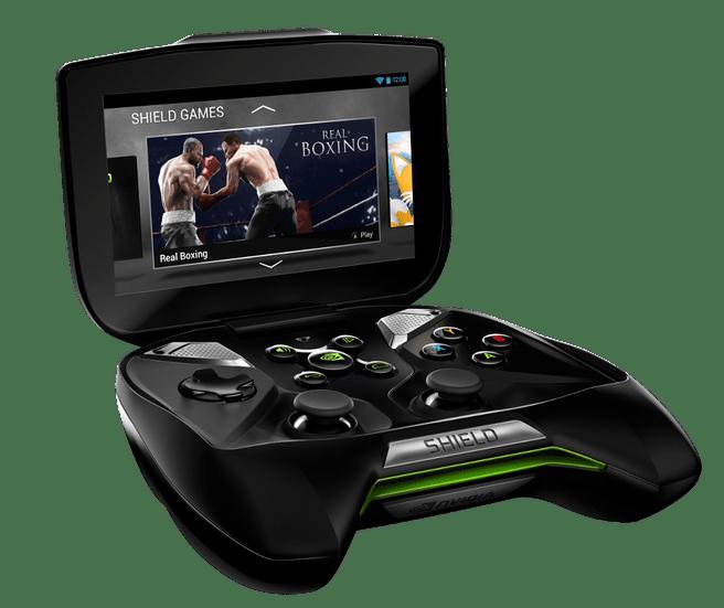 Nvidia Shield Zwart
