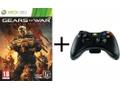 Goedkoopste Microsoft Xbox Controller + Gears of War: Judgment Zwart