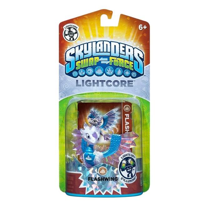 Skylanders Swap Force Flashwing (Light Core), Nintendo 3DS, PlayStation 3, PlayStation 4, Wii, Wii U, Xbox 360, Xbox One