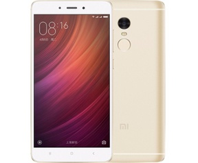 Xiaomi Redmi Note 4 (3GB intern, 64GB opslag) Goud