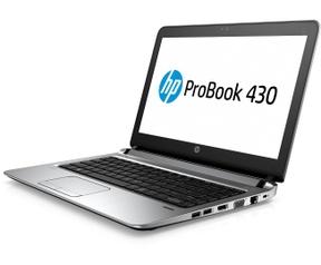 HP NOTEBOOK BUNDEL (P4N83ET + UK703A) ProBook 430 G3 + 3 Jaar Onsite Support