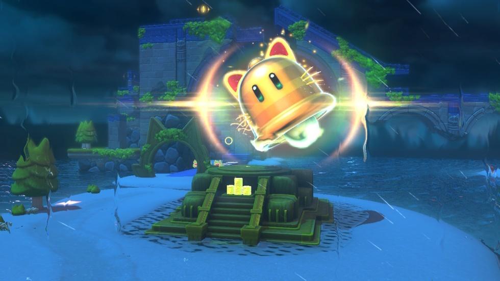 Super Mario 3D World en Bowsers Fury