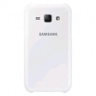 Samsung Protective Cover Galaxy J1 - EF-PJ100BW - White