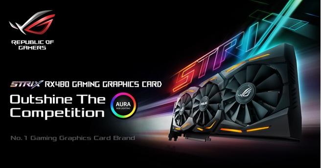 Asus RX 480 Strix