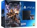 Goedkoopste Sony PlayStation 4 500GB + Destiny: The Taken King - Legendary Edition Zwart