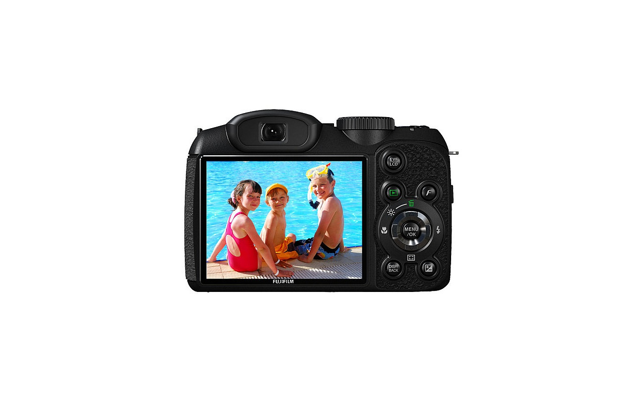 Fujifilm finepix s1600 zwart specificaties tweakers for Prix fujifilm finepix s1600