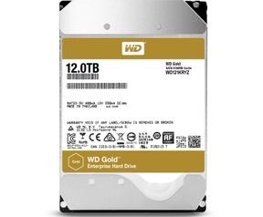 WD Gold, 12TB