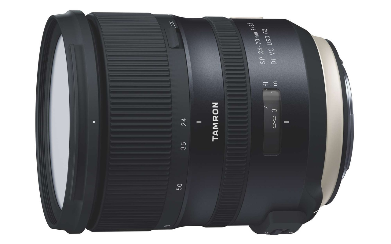 Tamron SP 24-70mm f/2.8 VC USD G2