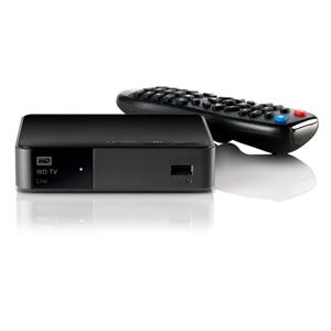 Western Digital Multimedia Speler WD TV Live Streaming Media Player