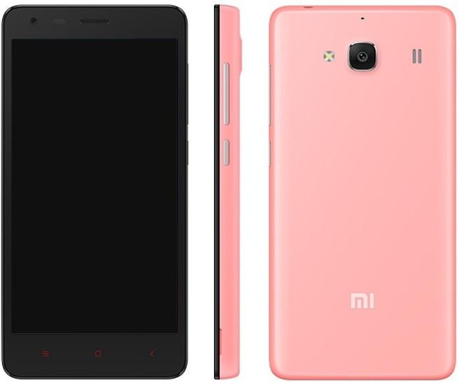 Xiaomi Redmi 2 Roze