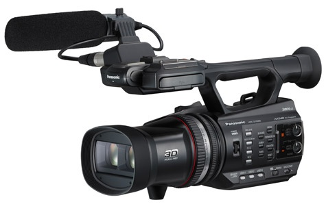 Panasonic HDC-Z10000 3d-camcorder