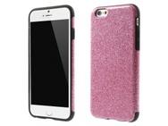 Goedkoopste Kees Glitter Gel Hoesje Apple iPhone 6 Roze