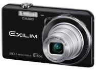 Casio Exilim EX-ZS30 Zwart