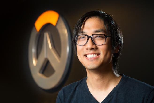 Michael Chu, Lead Writer van Overwatch