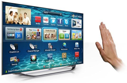 Samsung ES8000 hi tv