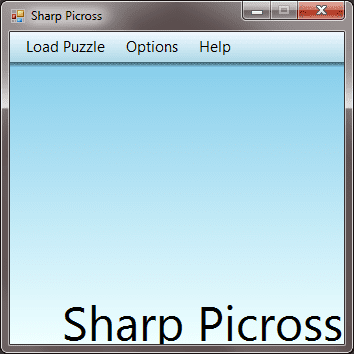 Sharp Picross (1)