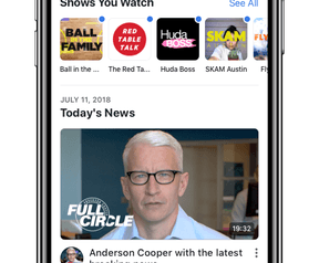 Facebook Watch News