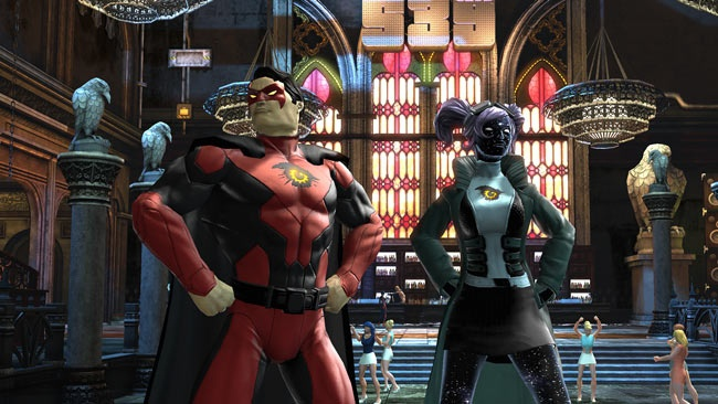 Review DC Universe Online