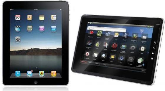 iPad vs Folio