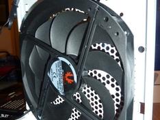 230mm Fan omdraaien