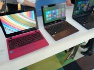 Nieuwe Acer-laptops