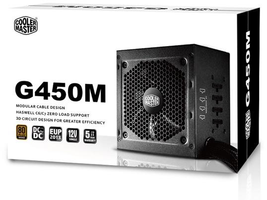 Cooler Master GM G450M