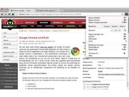 Google Chrome 6.0 screenshot (481 pix)