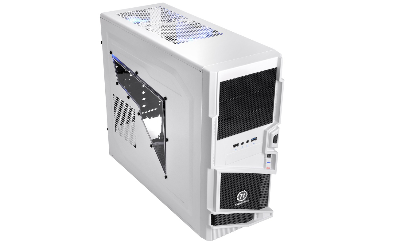 Thermaltake Commander MS-1 Snow Edition