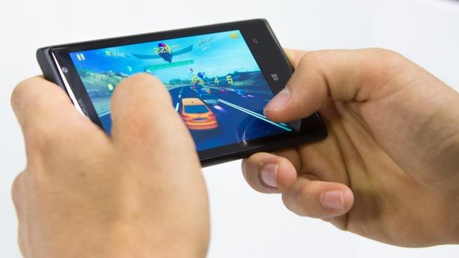 Windows Phone game