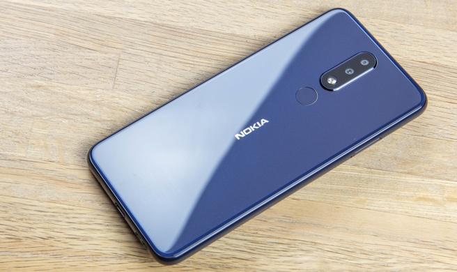 Android One - Nokia 5.1 Plus