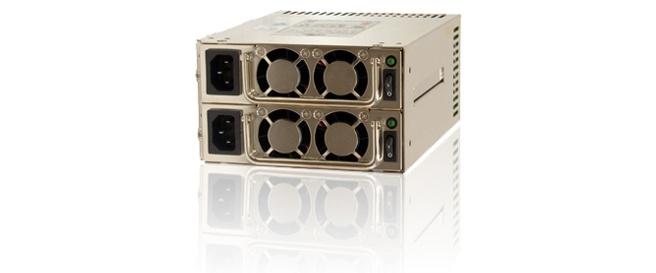 Chieftec MRW-6420P, 2x420W (ATX, Redundant)