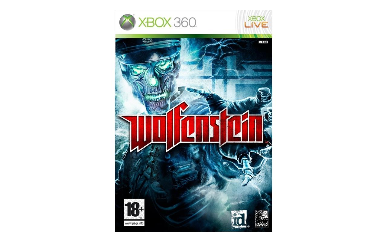 Packshot voor Wolfenstein