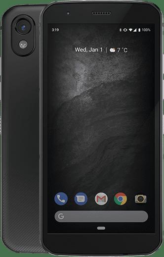 Cat S52 Zwart Zwart