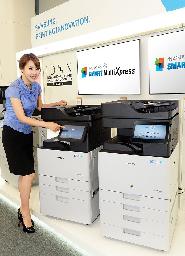 Samsung X4300-printer op Android