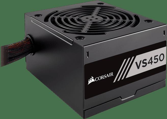 Corsair VS450 — 450 Watt 80 PLUS® White Certified PSU (2017 Edt.)