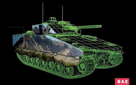 Onzichtbare tank