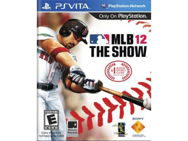Sony Computer Entertainment MLB 12 The Show, PS Vita