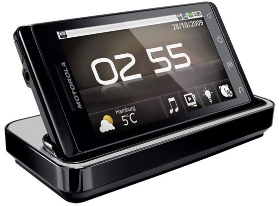 Motorola Milestone Multimedia Station - Prijzen