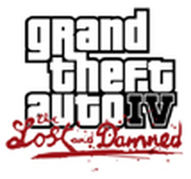 Logo GTA IV: The Lost and the Damned