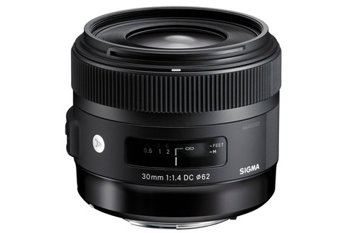 Sigma A 30mm F1.4 DC