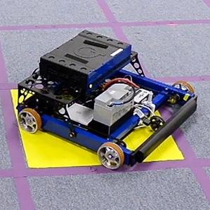 Qualcomm Emtech robotvoertuig