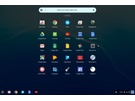 Chrome OS peek launcher
